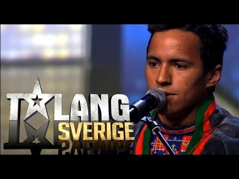 Jon - Jojk av Jon Henrik Se hela programmet här: http://www.tv3play.se/program/talang-sverige/361261.