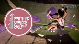 Portland Boulder Rally 2019 — FINALS by Bouldering TV