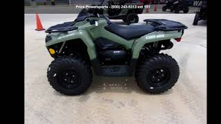 2. 2019 Can-Am® Outlander™ DPS™ 570