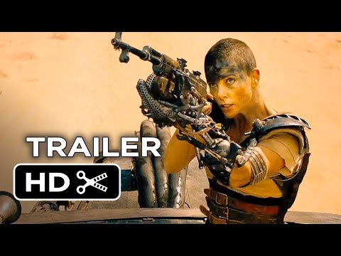 mad max:fury road - trailer