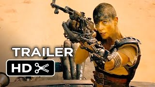 mad max fury road trailer 2015