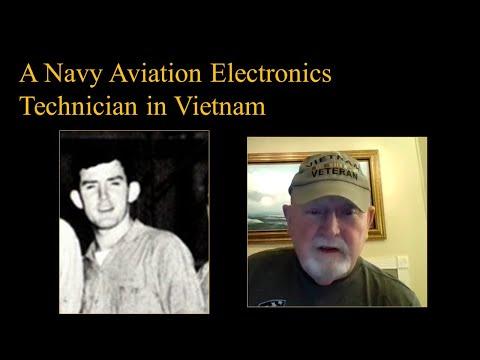 A Navy Aviation Electronics Technician in Vietnam: Bob Nesbitt