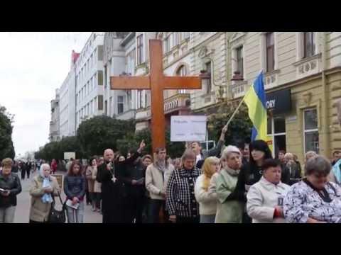 Молитва за Україну «Живий Хрест»