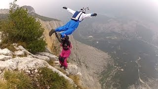 Arco Italy  City pictures : Arco, Italy 2012. B.A.S.E. jumping. Level: beginner.