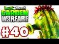 Plants vs. Zombies: Garden Warfare - Gameplay Walkthrough Part 40 - Gardens & Graveyards (Xbox One)