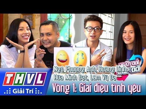 Hoán đổi cặp đôi Tập 9 Vòng 1 Hứa Minh Đạt, Lâm Vỹ Dạ