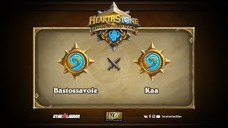 Bastossavoie vs Kaa, game 1