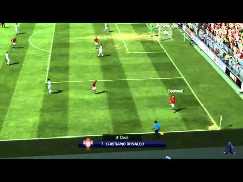 Video 4 de FIFA 11: Compilado de goles online en FIFA 11