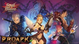 Video SoulBlaze: Battle Edition Android Gameplay (CBT) (TH) MP3, 3GP, MP4, WEBM, AVI, FLV Maret 2018