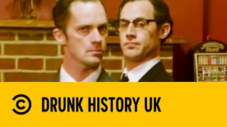 How The Kray Twins Were Caught (Part 2) | Drunk History