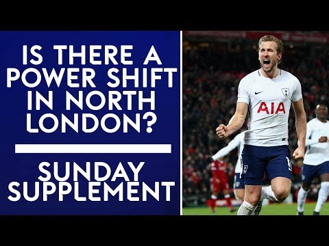 Are Tottenham Now A Bigger Club Than Arsenal? | Sunday Supplement | Full Show