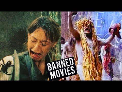 TOP 5 BANNED MOVIES!