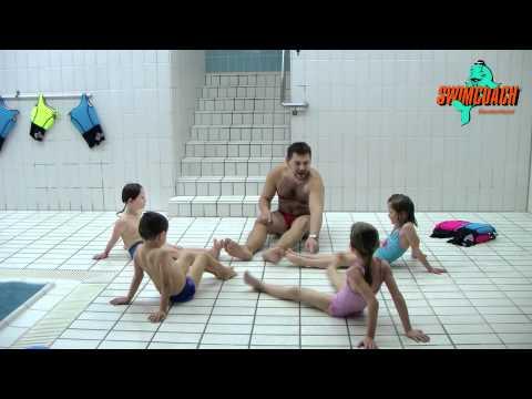 Swimcoach - der schwimmende Badeanzug - Vorschau auf unseren Video Schwimmkurs