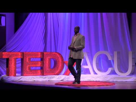 The real importance of sports  Sean Adams  TEDxACU