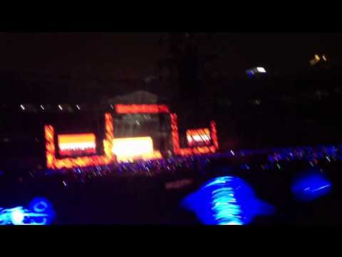 HD [FANCAM] SMTOWN INA (jakarta) 20120922 Super Junior - Superman (видео)