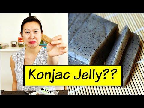 WHAT IS KONJAC JELLY?? | CHOKING HAZARD!!!