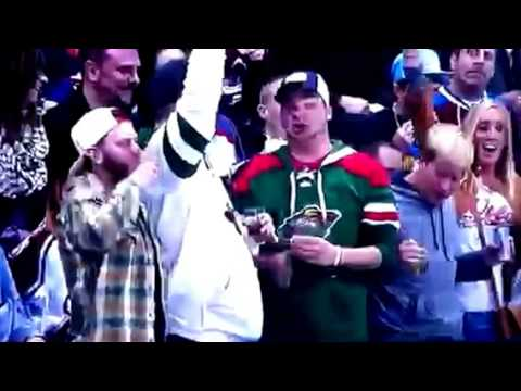 Air Thrusting & Double Fisting - Wild Fan Celebrat