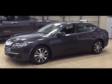 Pre-Owned 2015 Acura TLX Leather-Navigation!