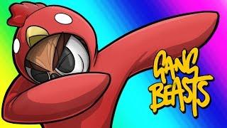 Gang Beasts Funny Moments - Dance Battles!