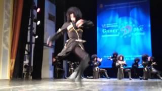 Аҧсуа, ашьхатә кәашара Abkhazian dance
