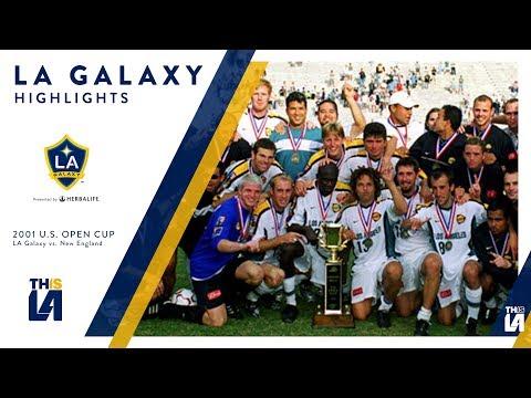 Video: HIGHLIGHTS: 2001 U.S. Open Cup Final