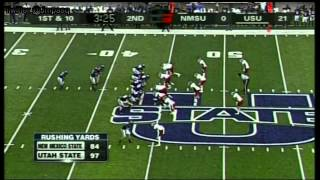 Kerwynn Williams vs New Mexico State (2012)