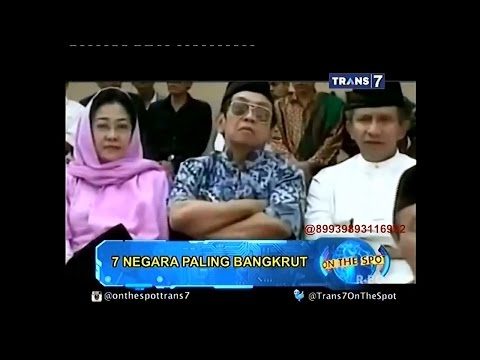 On The Spot - 7 Negara Paling Bangkrut