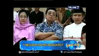 Video On The Spot - 7 Negara Paling Bangkrut MP3, 3GP, MP4, WEBM, AVI, FLV Agustus 2018