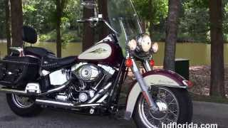 6. Used 2007 Harley Davidson Heritage Softail Classic Motorcycles for sale