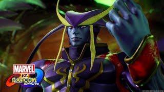 Marvel vs. Capcom: Infinite: Trailer de História Completo (1080p60, legendado em português)
