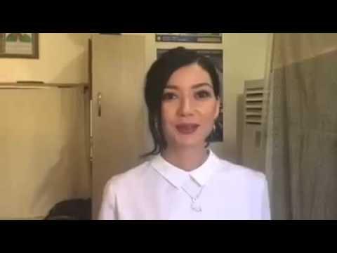 Узбек актриса (видео)