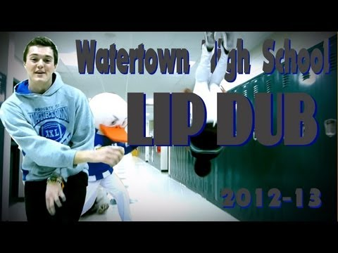 Lip Dub - After six plus months of planning and working with the administration and students of Watertown High School, we finally completed the first large format stud...