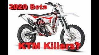Are the 2020 Beta Enduro Models KTM Killers? I Say YES!