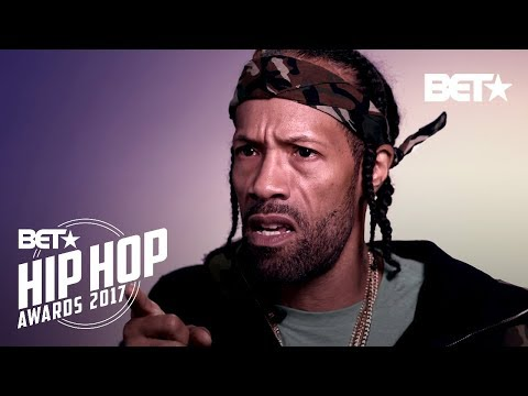 Redman Reacts To Eminem's Freestyle: