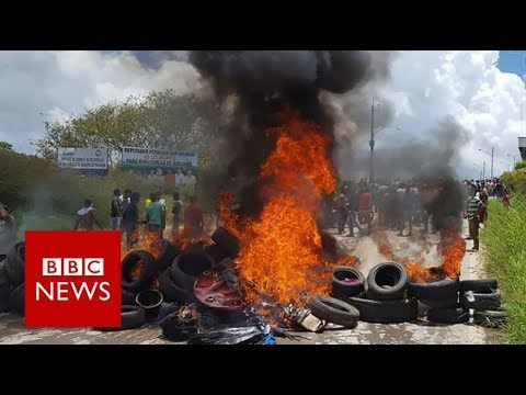 Venezuela Crisis: Brazil Deploys Troops After Migrant Attacks - BBC News
