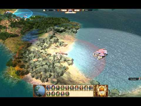 Commander: Conquest of the Americas (CD-Key, Steam, Region Free) gameplay 2