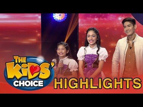 The Kids Choice PH Highlights Just Kids League, humanga sa performance nina Vivoree at Angela