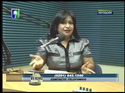 Jesus Espinoza En La Verdad Radio Tv