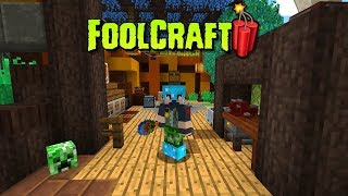 Minecraft - FoolCraft 3 #14: Jingle Dress