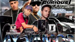 Nonton AY VAMOS -  J Balvin  Ft Nick Jam & Montana REMIX Rapido y Furioso 7 Film Subtitle Indonesia Streaming Movie Download