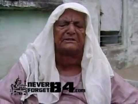 Mata Harbans Kaur - mother of Shaheed Bhai Jugraj Singh 'Toofan'
