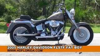 8. Used 2005 Harley Davidson Fatboy for sale Fat Boy