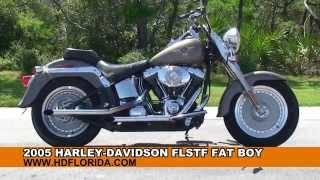 3. Used 2005 Harley Davidson Fatboy for sale Fat Boy