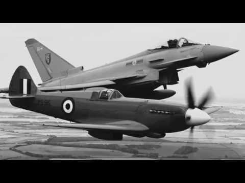 Keeping Spitfires flying