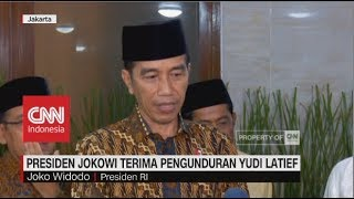 Video Tanggapan Presiden Jokowi atas Pengunduran Kepala BPIP Yudi Latief MP3, 3GP, MP4, WEBM, AVI, FLV Juli 2018