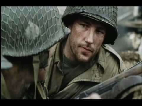 Saving Private Ryan - Music Video - Until The End