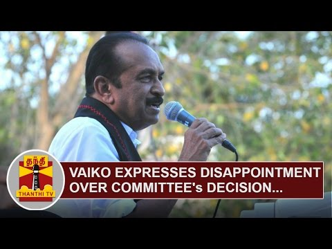MDMK-Chief-Vaiko-expresses-disappointment-over-Cauvery-Supervisory-Committees-Decision