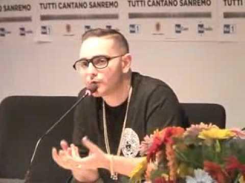 FESTIVAL DI SANREMO 2016 : ROCCO HUNT