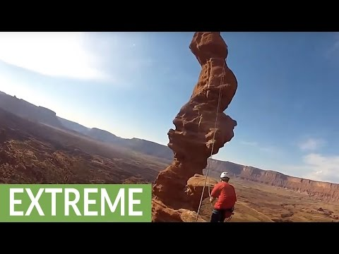 Would you do this climb?