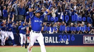 Nonton Top 10 Blue Jays Moments 2016 Film Subtitle Indonesia Streaming Movie Download